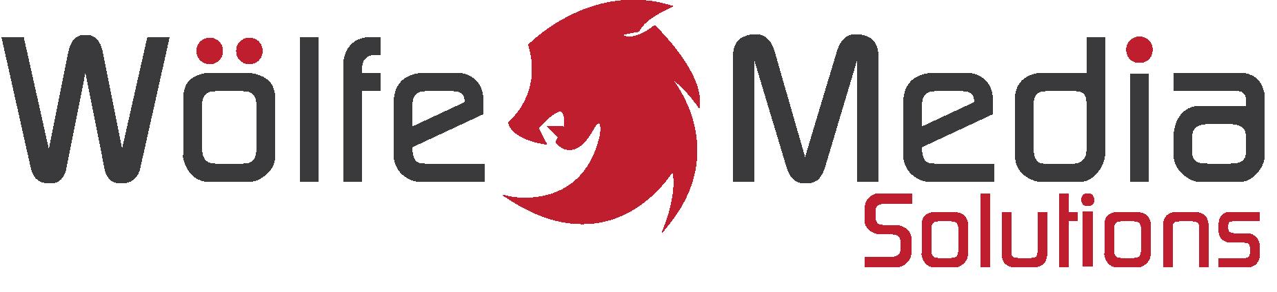 Wölfe Media Logo